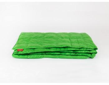 407451 Дорожное одеяло Kauffmann Travel plaid Green tea легкое 140х200